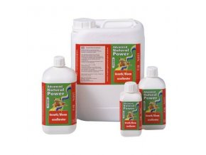 advanced hydroponics natural power growthbloom excelerator