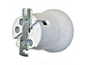 Objímka E27 keramická