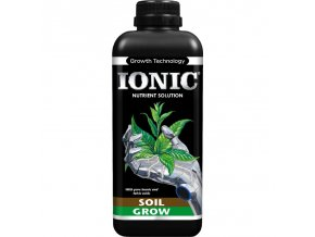 growth technology ionic soil grow 1l