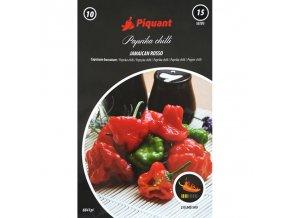 chilli seminka jamaican rosso