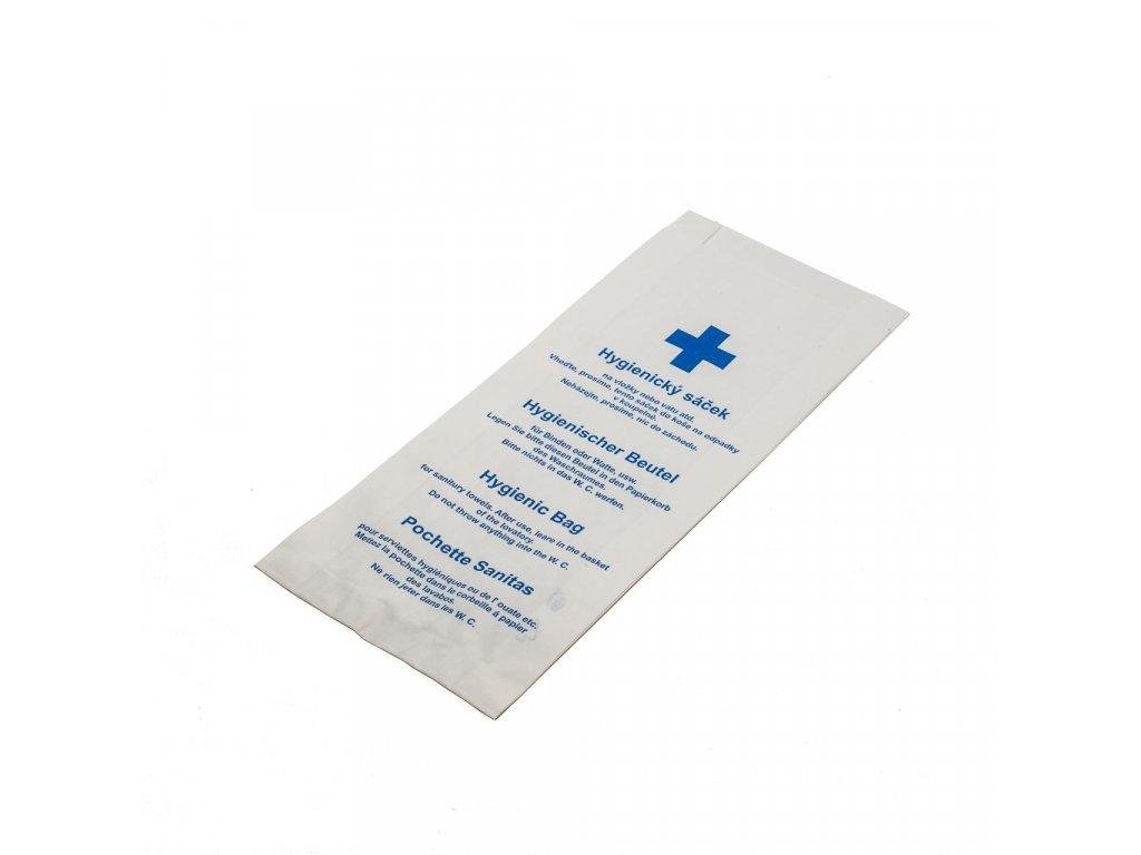 Hygienické sáčky - papírové 100ks