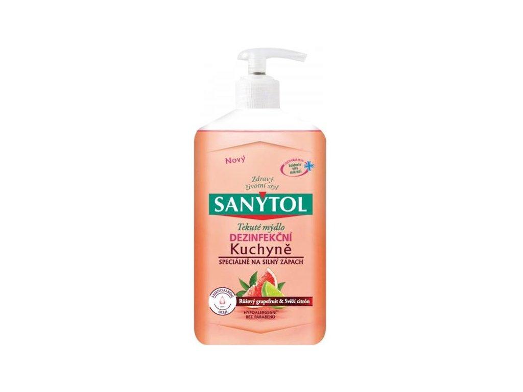 Sanytol mýdlo