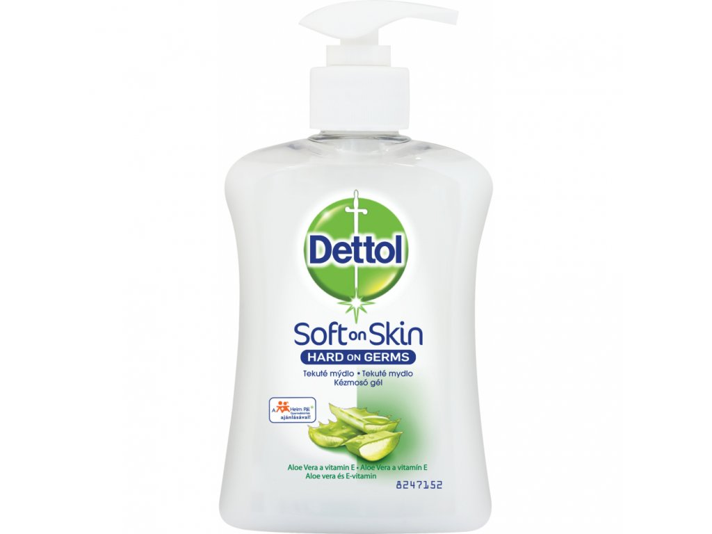 Dettol 250ml aloe