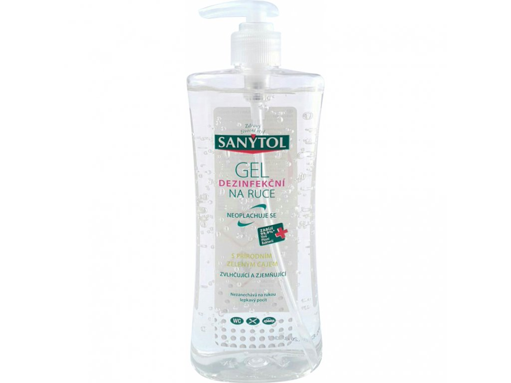 Sanytol gel 500ml