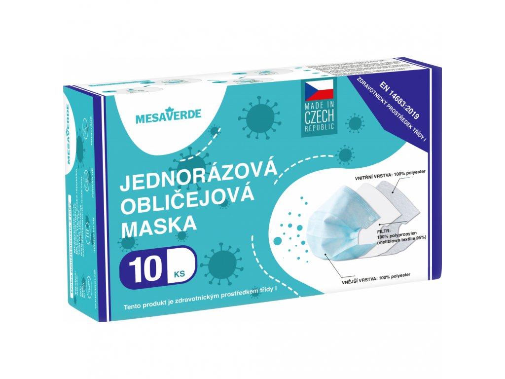 597720 jednorazova oblicejova maska 10ks