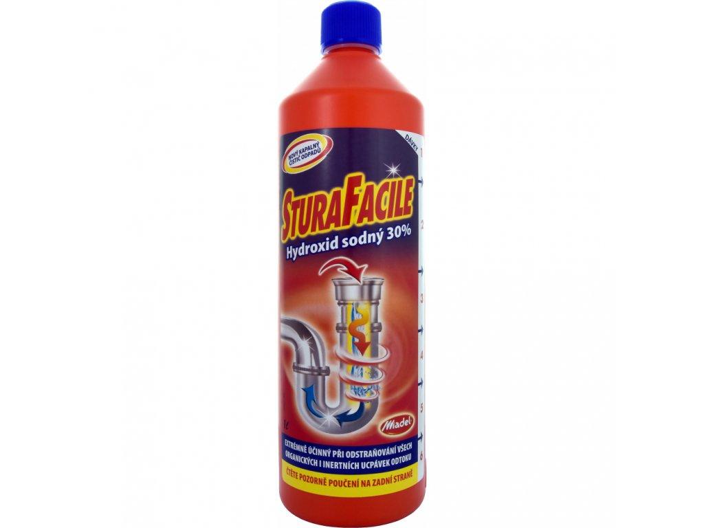 715181 stura facile hydroxid sodny cistic odpadu 1 l