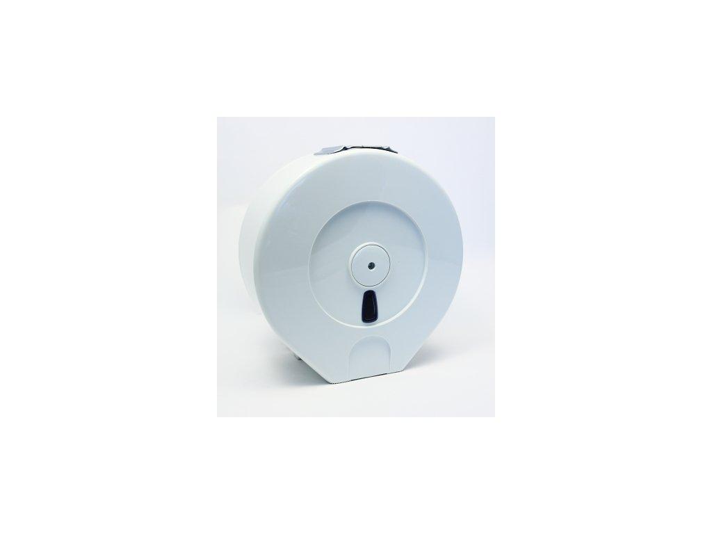 Zásobník na toal. papír JUMBO 24cm (105) Bílý