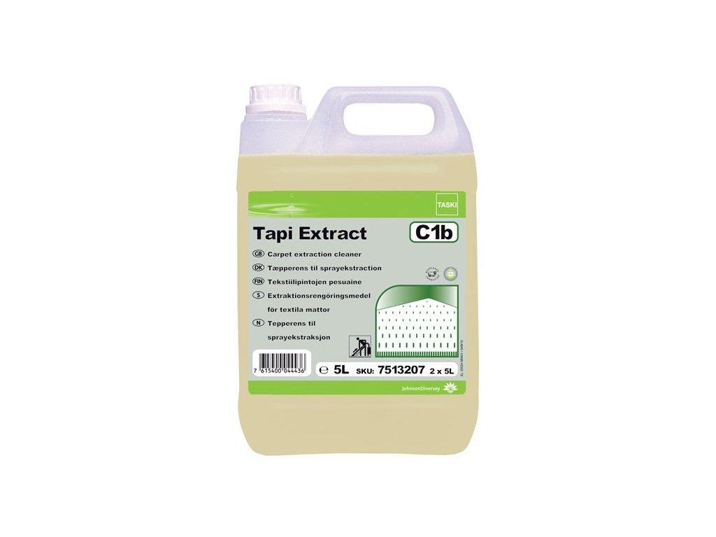 taski tapi extract carpet cleaner 5 litre