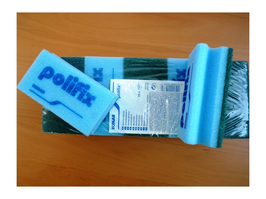 polifix houba zelená malá