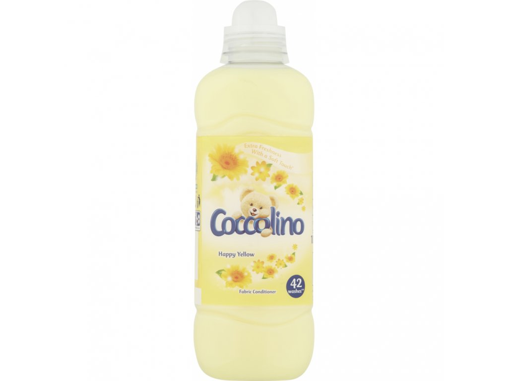 775435 coccolino hapy yellow 42d