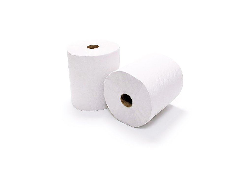Papírové role MAXI 2vr. celuloza bal/6rol - 110m