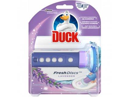 Duck Fresh Discs WC gel pro hygienickou čistotu a svěžest toalety, 36 ml