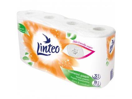 928072 linteo 3vrstvy toaletni papir 8 roli