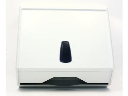 Zásobník papírových ručníků ZZ (126) Bílý