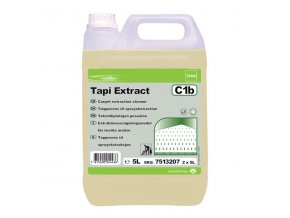 taski tapi extract carpet cleaner 5 litre