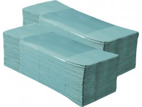 papirove rucniky zelene 5000ks 1vrstve 93301