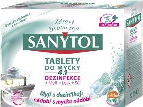 Sanytol tablety