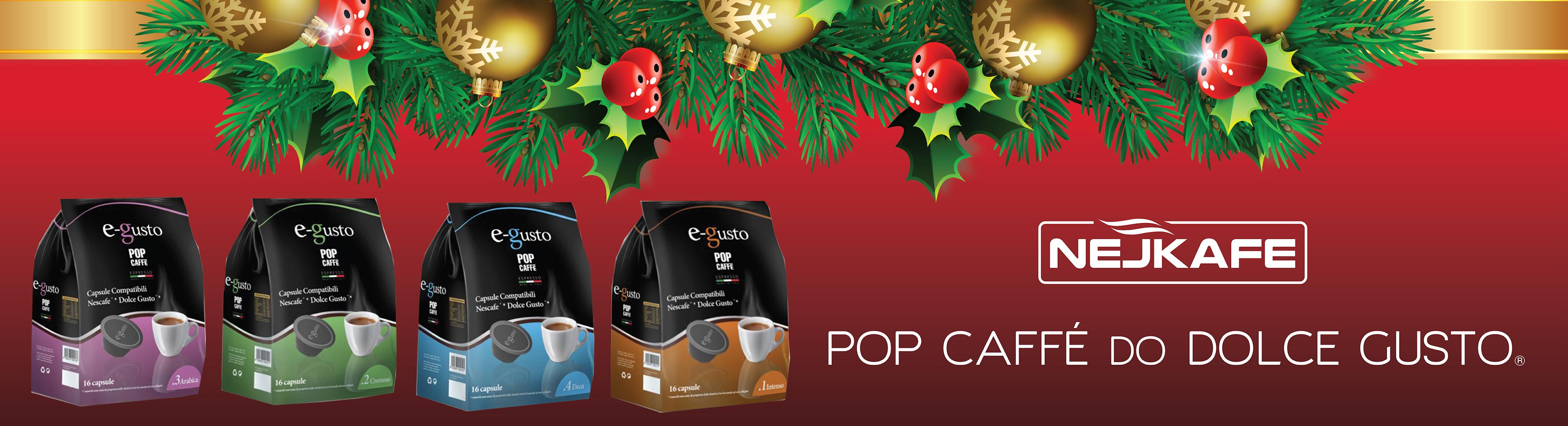 Pop Caffe Dolce Gusto kapsle