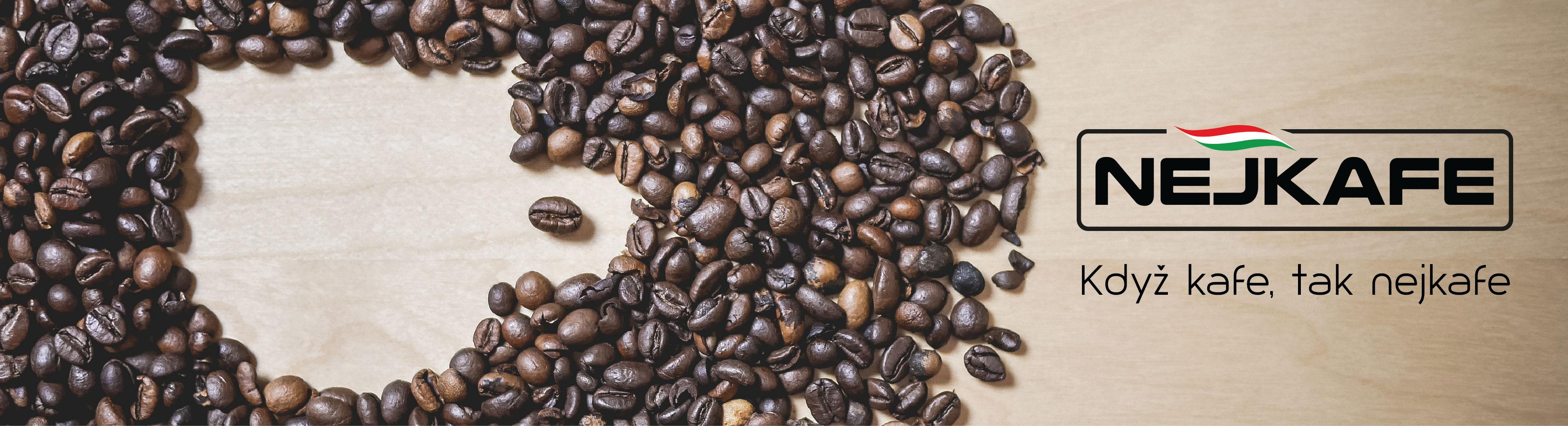 Nejkafe hrnek kávový