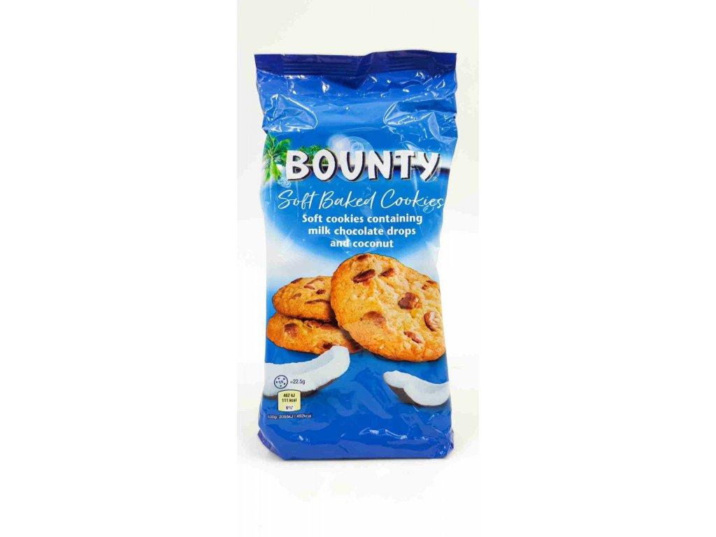 bounty soft baked cookies nejkafe