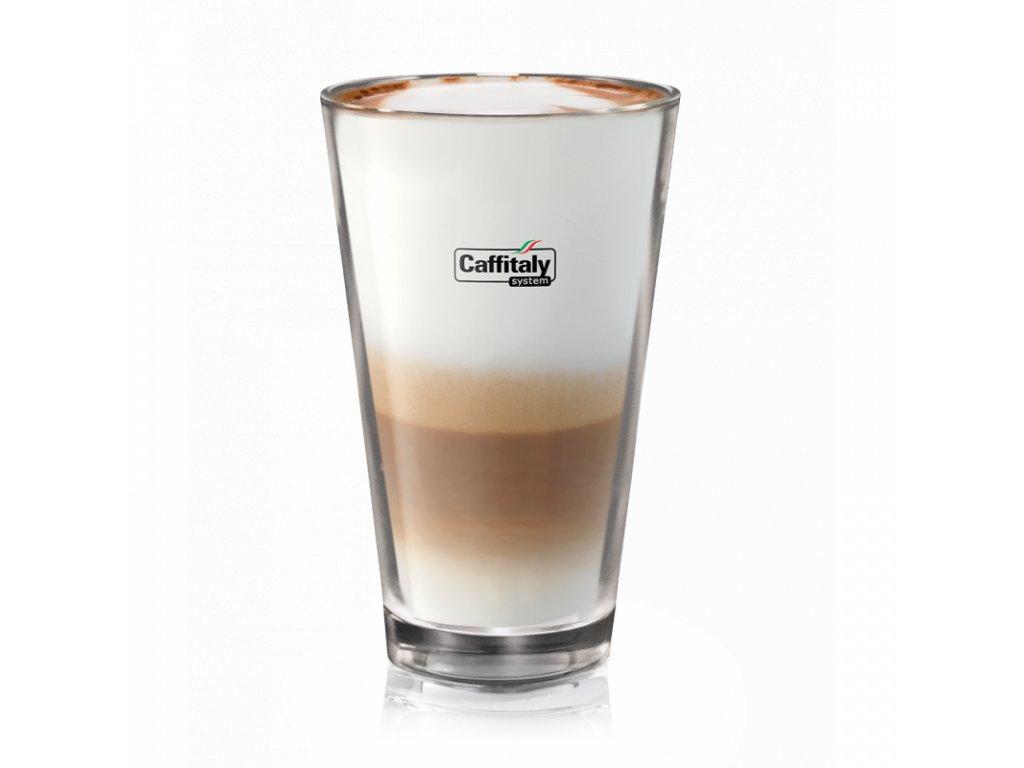 latte sklenice caffitaly 32cl nejkafe