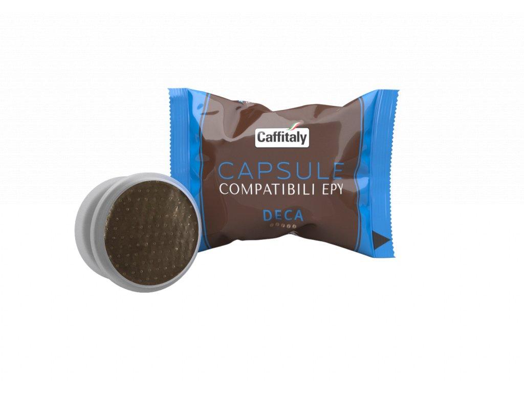 Kapsle Caffitaly Deca do Lavazza Espresso Point® 1 ks. Cena kapsle 6,- Kč