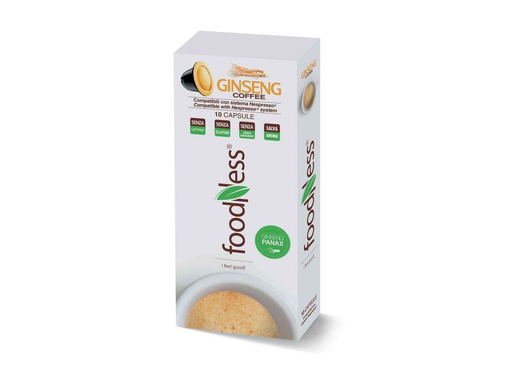 Ginseng coffee box