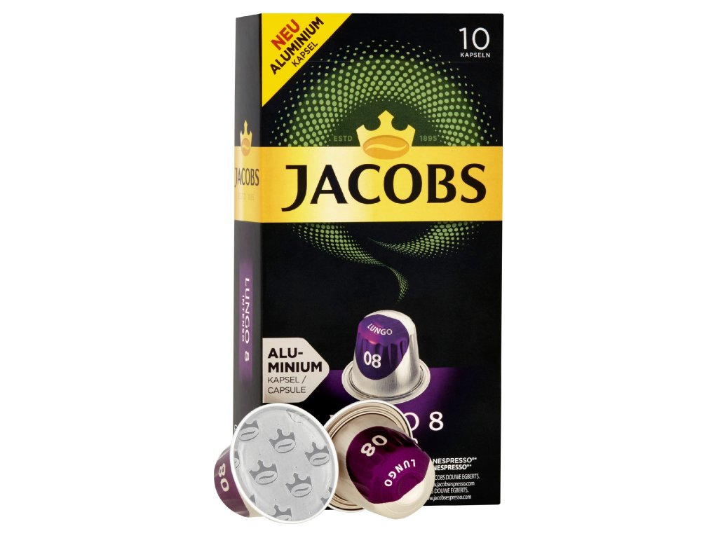 JACOBS Lungo Intenso PackCapsule copy