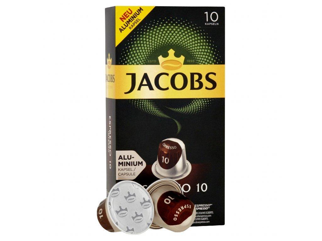 jacobs espresso intenso 10 hlinikovych kapsli nejkafe cz 2