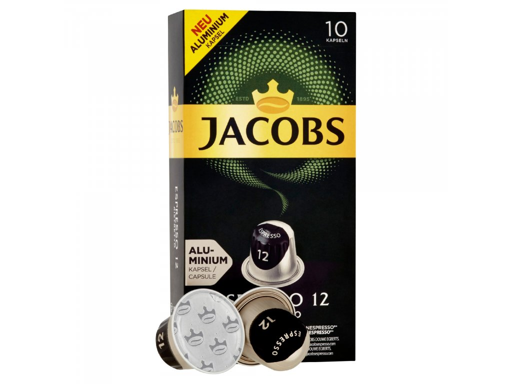 JACOBS Espresso Ristretto PackCapsule copy