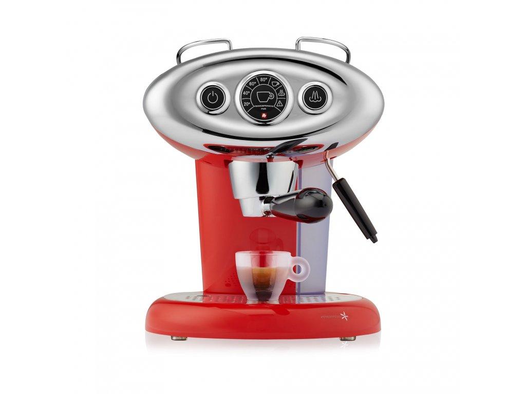 francis francis x7.1 red espresso cappuccino machine