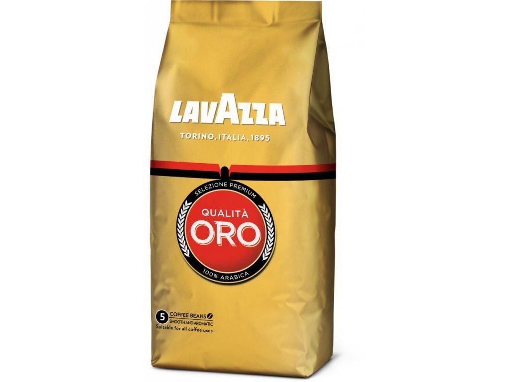 Lavazza Qualita ORO zrnková káva 500g