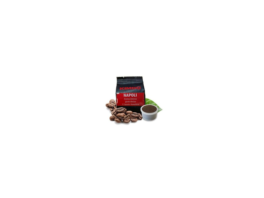 kimbo lavazza espresso point 1 ks napoli nejkafe cz