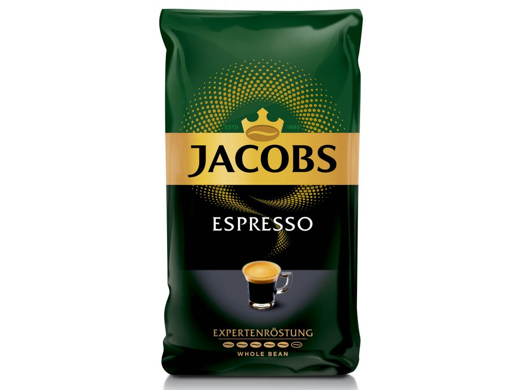 Zrnková káva Jacobs ESPRESSO 1kg