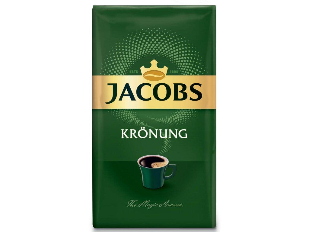 Mletá káva Jacobs Kronung  250gr