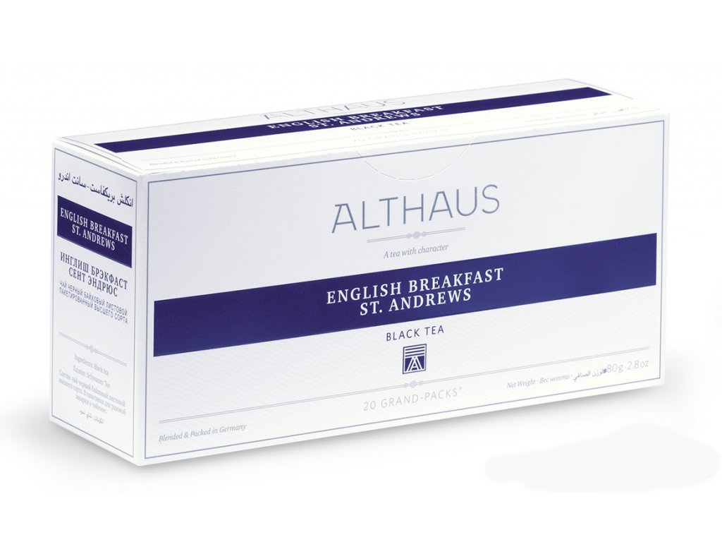 italska kava althaus english breakfast 541
