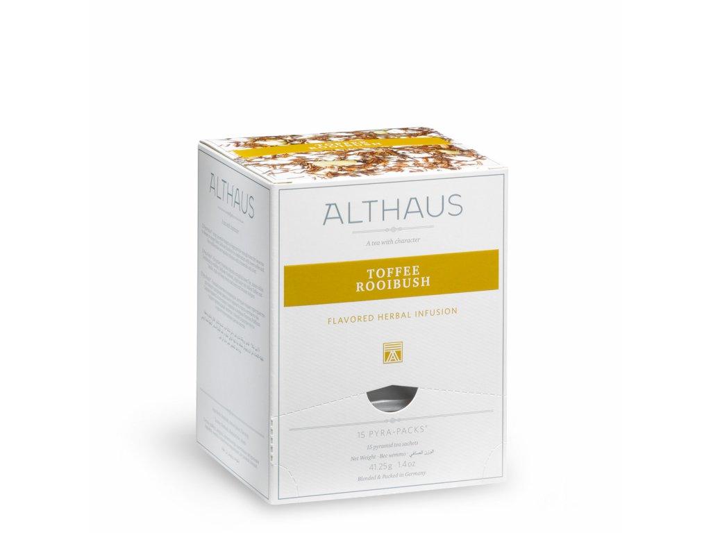 toffee rooibush kraeutertee aromatisiert pyra pack althaustea 0156fba555a8bfe