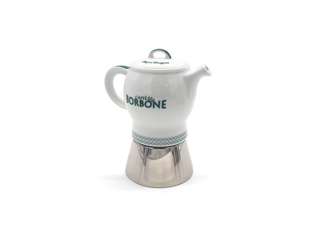 0001735 moka karina caffe borbone verde 1 kg caffe macinato omaggio