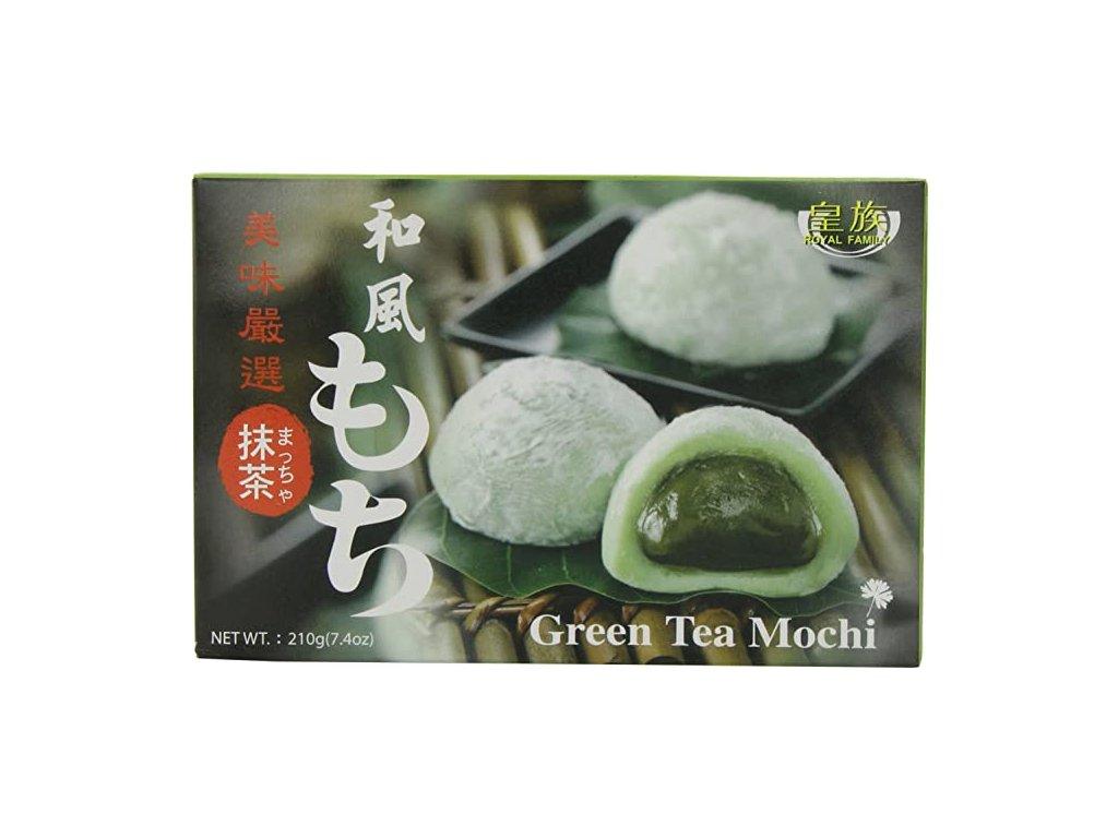 mochi green