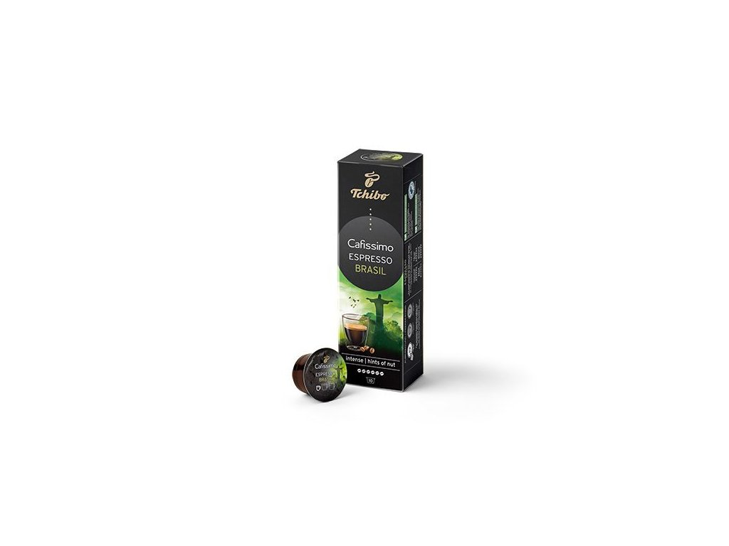 Tchibo Espresso Brasil kapsle
