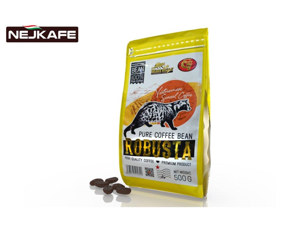 hucafood cibetkova kava vietnamska zrnkova nejkafe cz