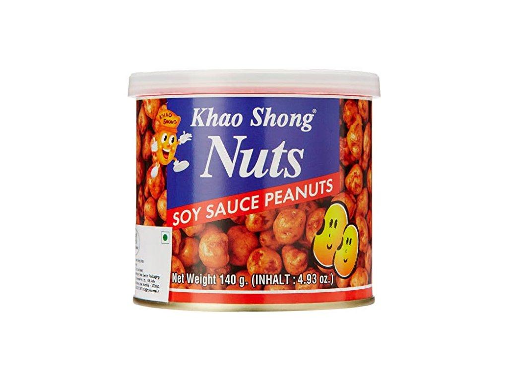 soya khao peanuts
