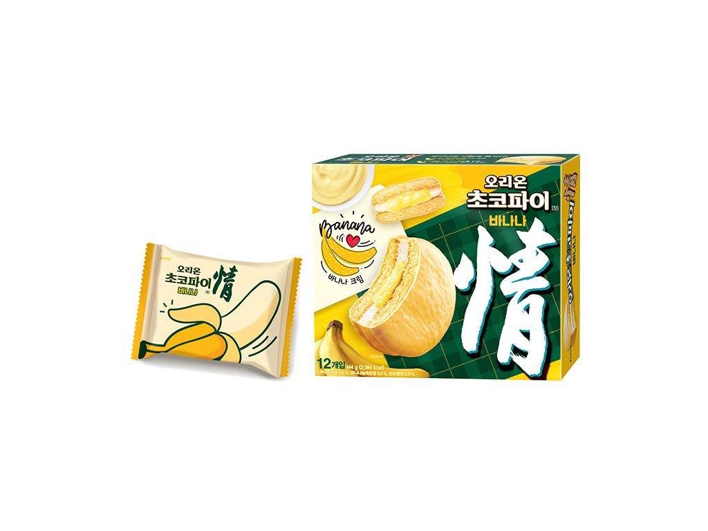pie banan 444