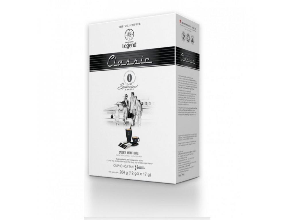 Instantní vietnamská káva Trung Nguyen Legend classic 3v1 204g nejkafe cz