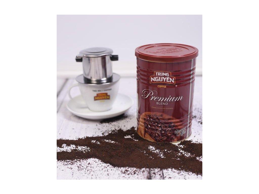 mleta kava trung nguyen premium blend 250g Nejkafe cz