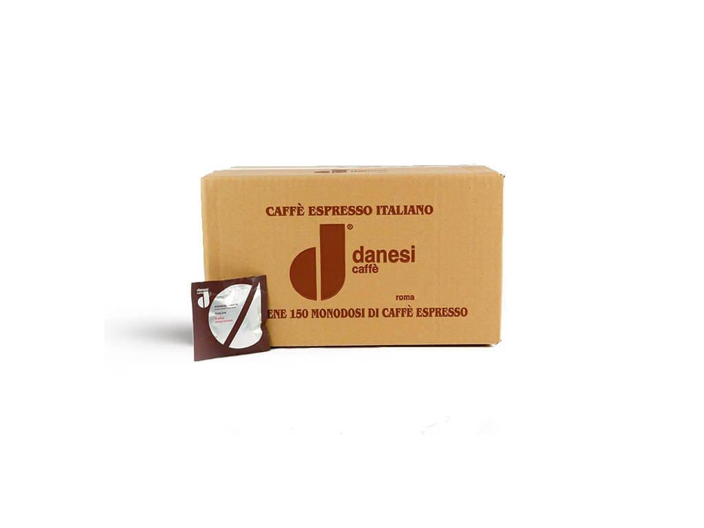 Danesi Espresso Oro 150 ESE Pads NEJKAFE CZ