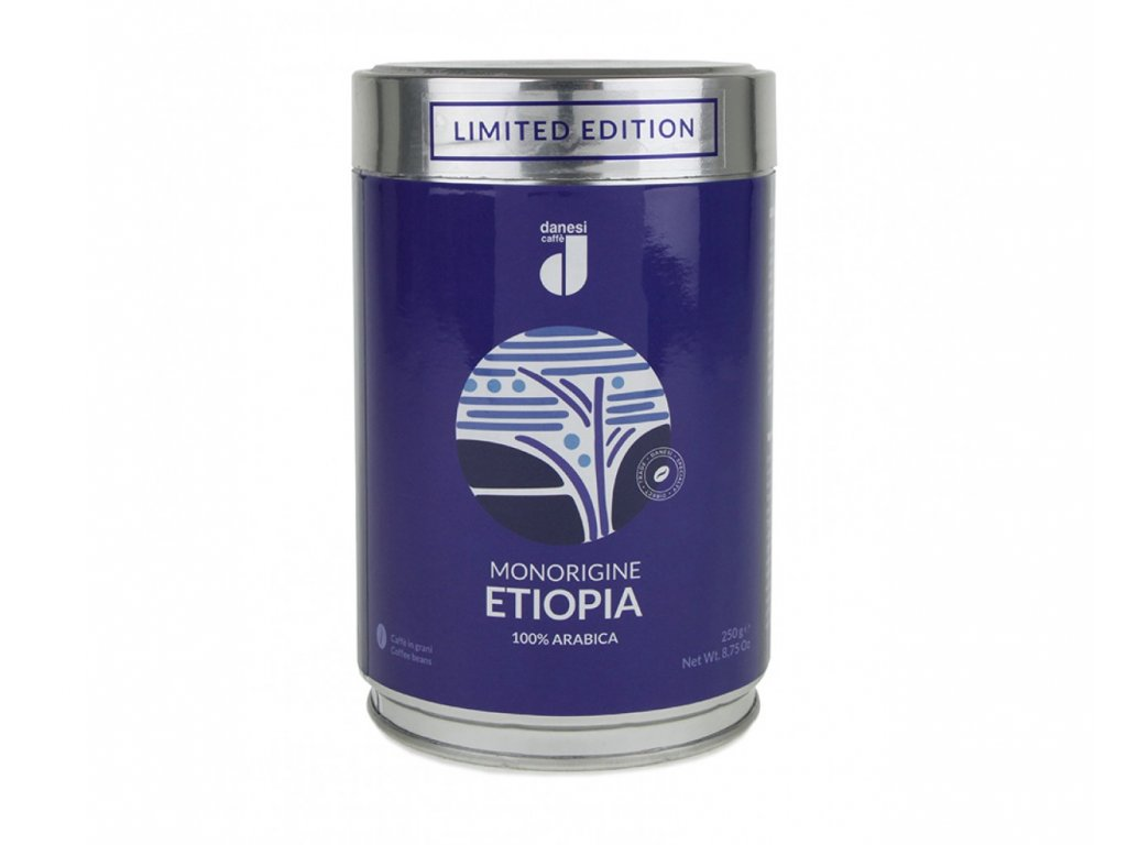 danesi caffe monorigine etiopia 250g zrnkova nejkafe cz