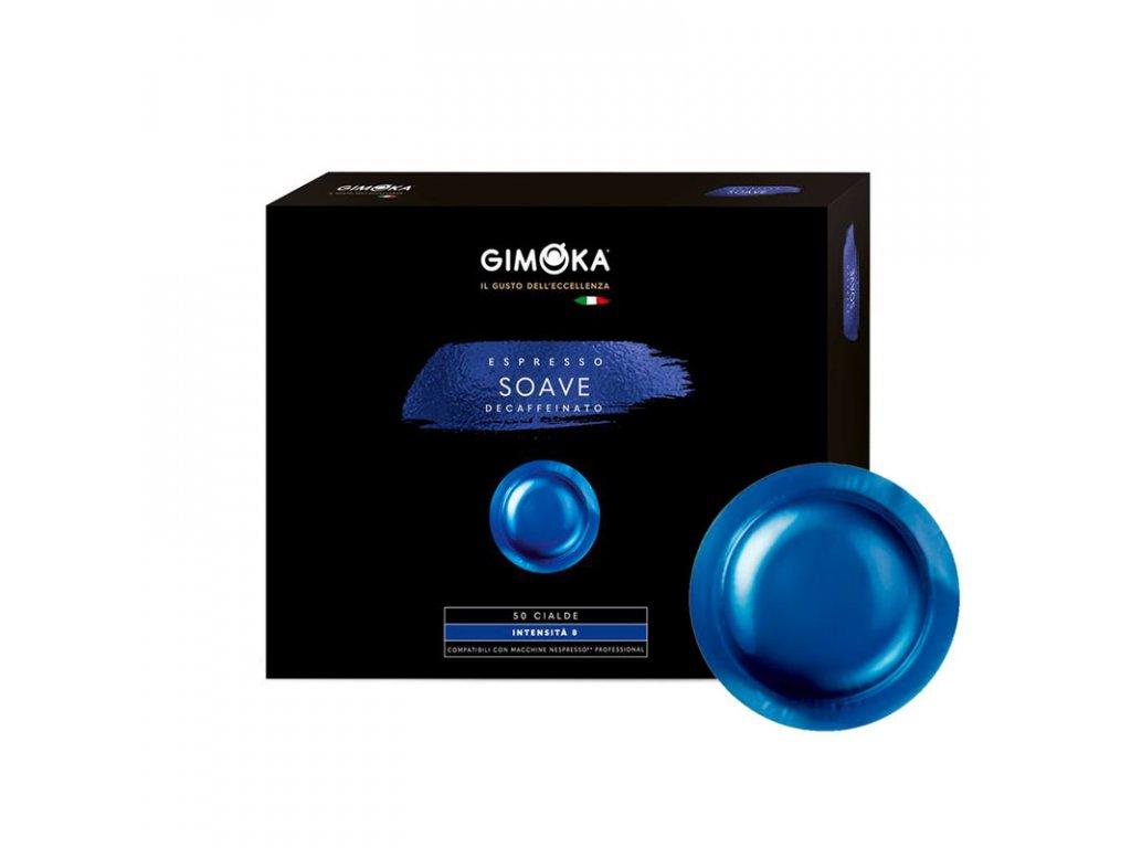 capsule nespresso pro compatible gimoka deca soave 50 capsules