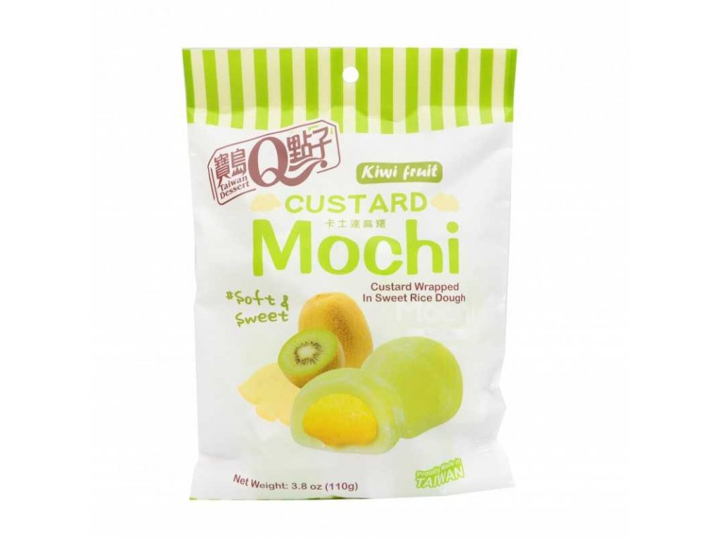mini mochis kiwi taiwan dessert 110g