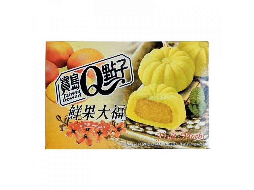 Mochi mango 210g royal family nejkafe cz